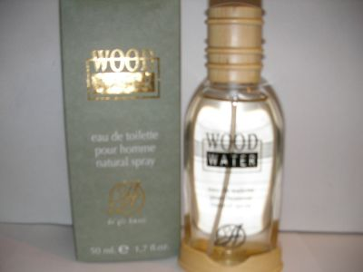 Wood Water pour homme EDT 50 ml